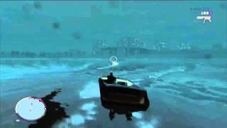 GTA IV(EFLC) epic Police boat chase