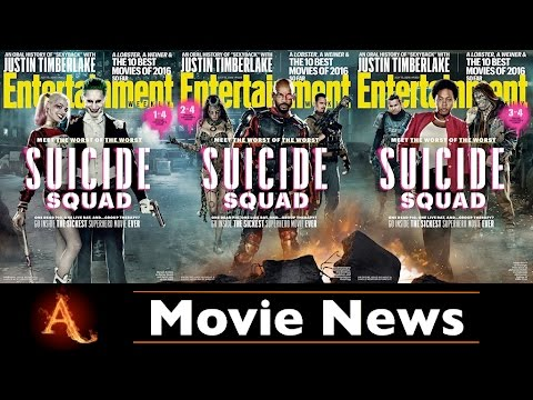 Apocaflix! Movie News - SUICIDE SQUAD Images & EW Covers; New WAR DOGS & IMPERIUM Trailers
