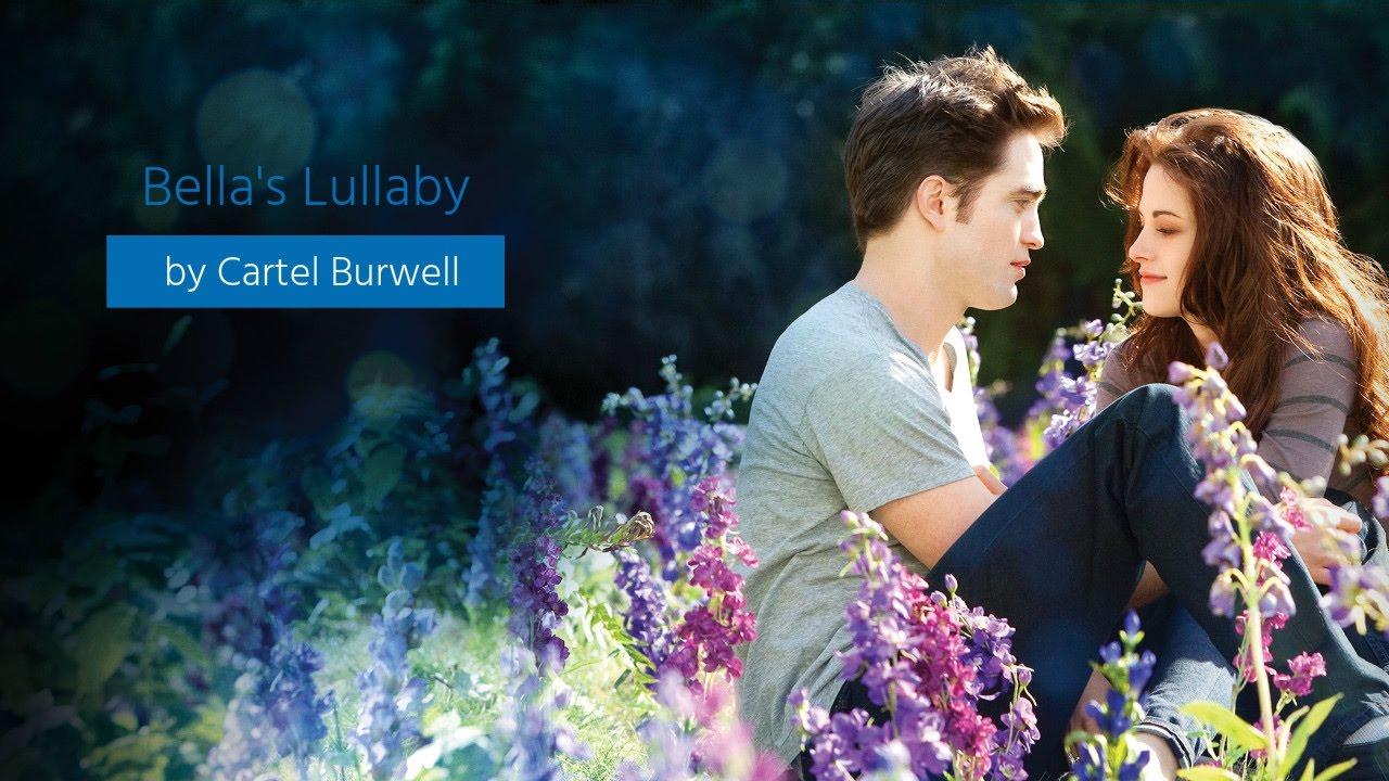 Bella lullaby for wedding