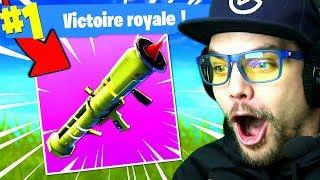 """TOP 1 / NOUVEAU """"Missile Guidé"""" FORTNITE: Battle Royale !!"""