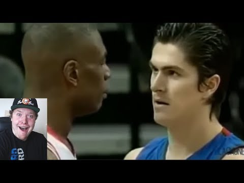 DETROIT PISTONS FAN REACTS TO DARKO MILICIC TOP 10 CAREER PLAYS!