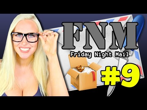 FEMALE URINATION DEVICE! - Friday Night Mail #9