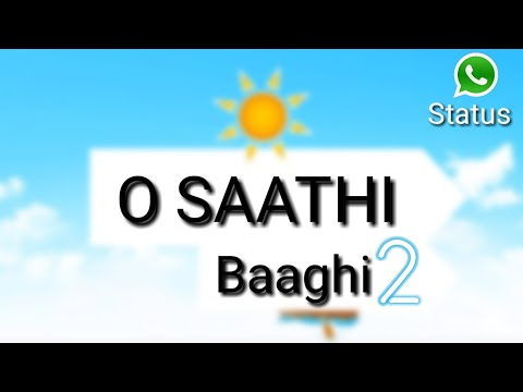 O Saathi Female Version | WhatsApp Status | WhatsApp Status for Girl