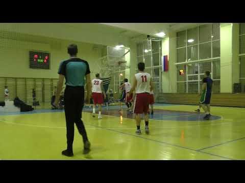 РБЛ. ДГТУ  vs  Университет. 14.12.2018