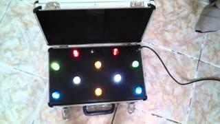 DIY mp3 trigger pedal