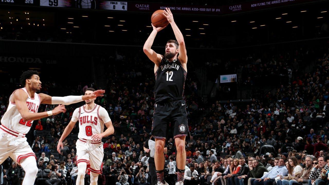 sale retailer 1187b 07332 Brooklyn Nets' Joe Harris' Best Plays Of 2018-19 Season (Canton Charge Alum)