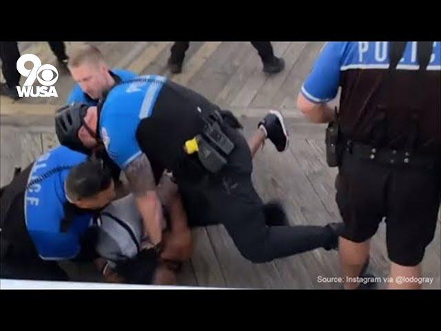 Maryland NAACP Address Ocean City Boardwalk Incident
