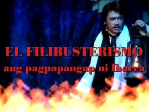 """""""EL FILIBUSTERISMO"""" directed by Niño Muhlach (pt1)"""