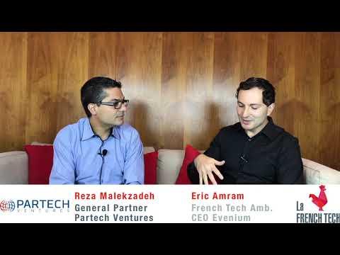 Reza Malekzadeh French Tech Facebook Live 2017 10 18