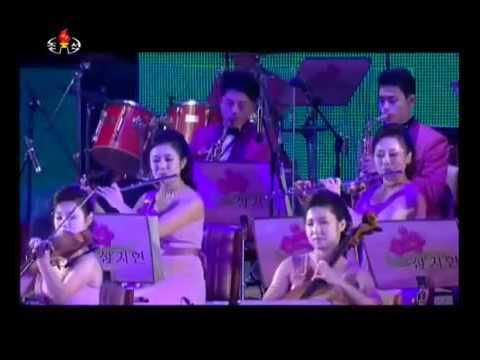 [Stereo] Samjiyon Band of Mansudae Art Troupe New Year Performance