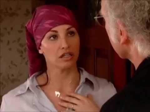 Curb Your Enthusiasm  - Anna from the dry-cleaners (Gina Gershon)