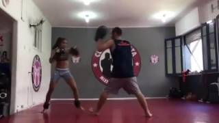 Istela Nunes - Workout