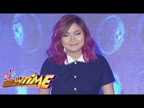 It's Showtime Singing Mo To: Yeng Constantino sings