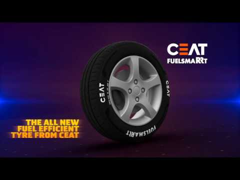 Thumbnail: CEAT FuelSmarrt Tyres- More Savings Per Mile