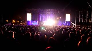 На Заре (Na Zare)  - Prata Vetra (Brainstorm) LIVE in Riga, August 18, 2012