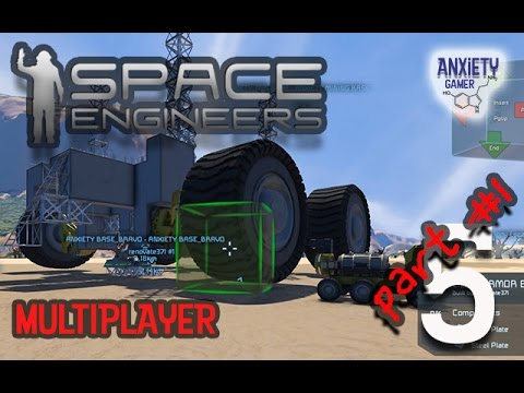 SPACE ENGINEERS | DRILLING RIG pt.1 | S2E5