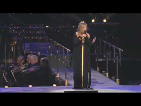 Barbra Streisand Concert DVD Press Video