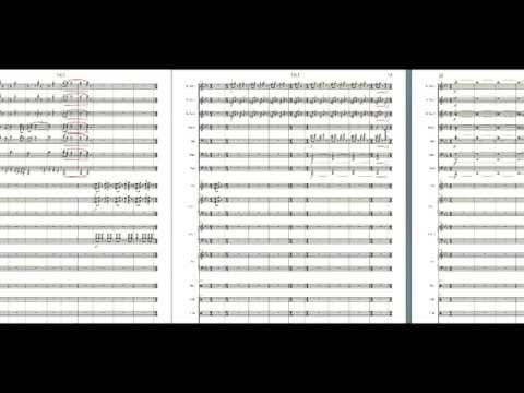 Bluecoats 2014 TILT - Full Brass Score
