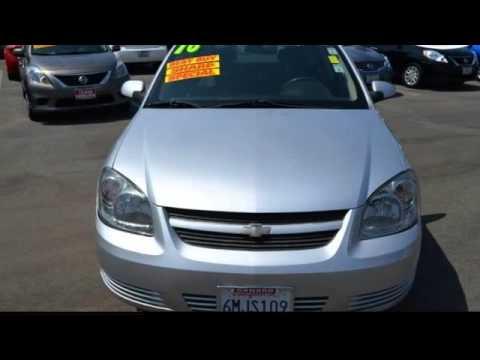 2010 Chevrolet Cobalt Oxnard CA Ventura, CA #N16536P