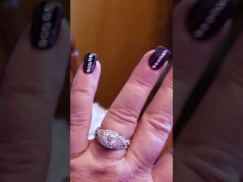 How to bake a cubic zirconia Pt. 2
