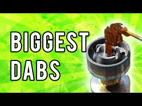 TOP 5 BIGGEST DABS || TOKEVISION