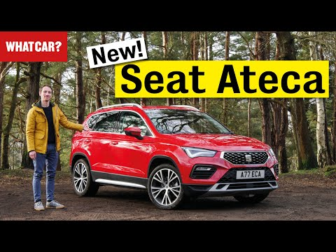 2021 Seat Ateca review – is this updated family SUV now the BEST around? | What Car?