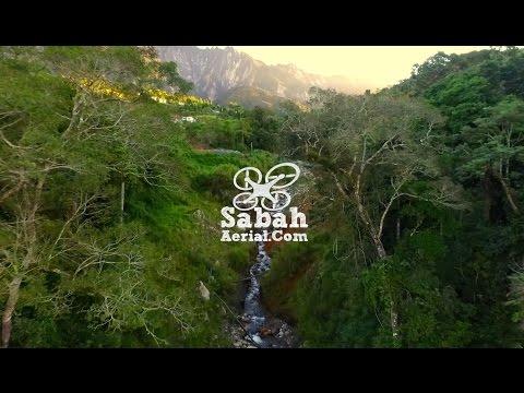 Sabah Aerial Reel Borneo 2017