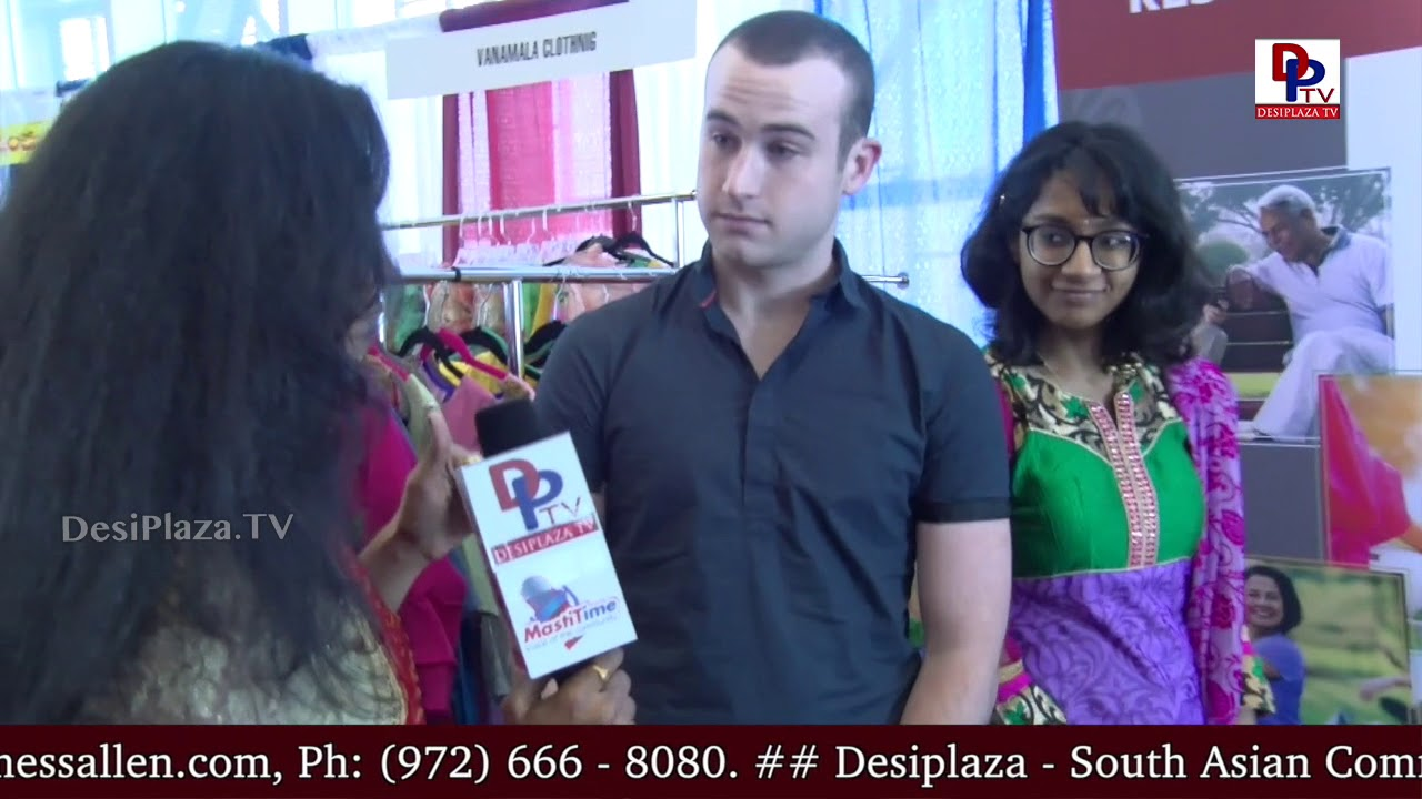 Athashri USA Representatives speak to DesiplazaTV at American Telugu Convention, Dallas, TX | DPTV