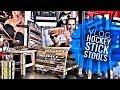 HOCKEY STICK STOOLS