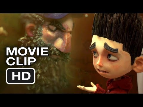 Paranorman Movie CLIP - Unfinished Business (2012) Laika Movie HD