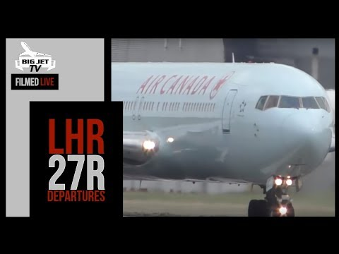 UP CLOSE AT #HEATHROW AIRPORT - LIVE! #avgeek #weloveplanes #heathrow #boeing #airbus