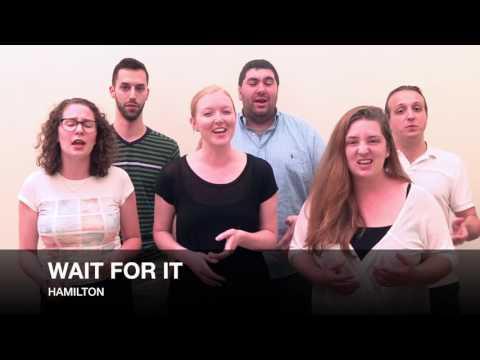 Wait for It - Hamilton: An American Musical - Concrete A Cappella Cover thumbnail