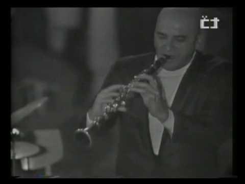 Josef Vejvoda - Tony Scott - MJF Praha 1968