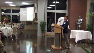 Casey Brooks' SMC Athletic Hall of Fame Induction (9/21/18)