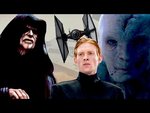 What Was Inside Palpatine