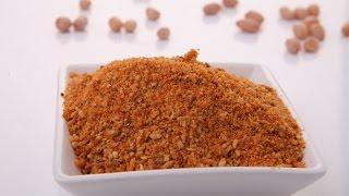 Fatta Fat Chutney - Peanut And Garlic Powder