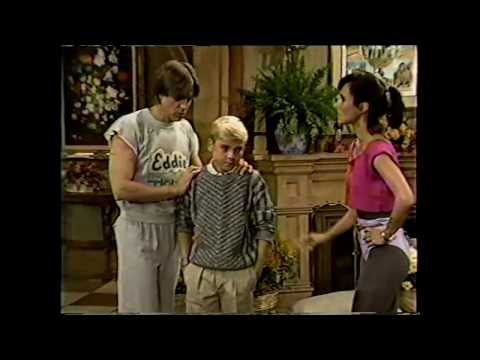 Erin Gray Workout Rick Schroder Ricky Silver Spoons 1982