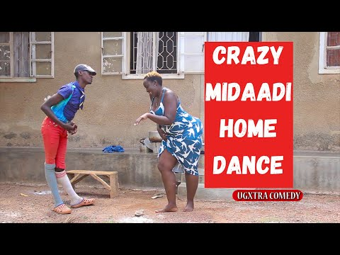 CRAZY MIDAADI HOME DANCE  SHEKIE MANALA,COAX  Latest African Comedy 2020 HD