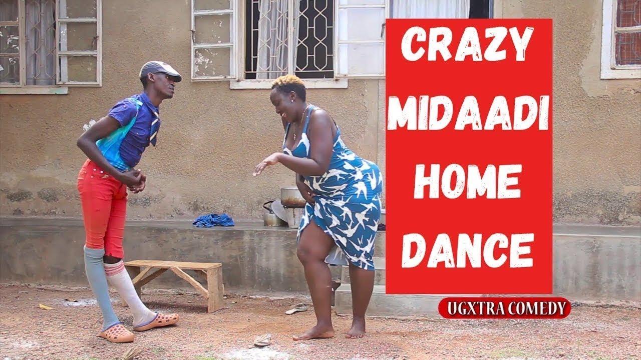Download CRAZY MIDAADI HOME DANCE  SHEKIE MANALA,COAX  Latest African Comedy 2020 HD