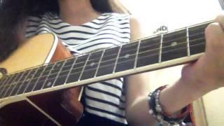 Say you do cover guitar demo (Tiên Tiên) ETA