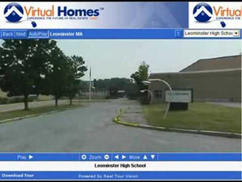 Leominster Massachusetts (MA) Real Estate Tour