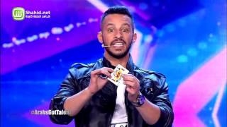 Arabs Got Talent - مرحلة تجارب الاداء - الكويت - Imagine Team