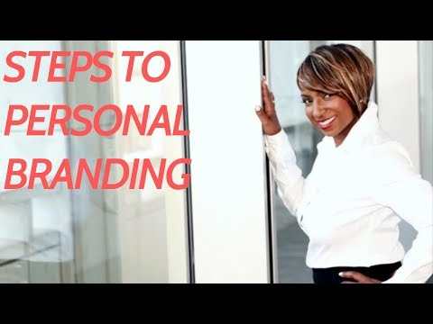 Easy Steps to Personal Branding