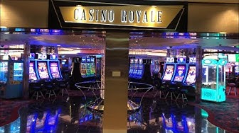 Oasis of the Seas Casino Royale Royal Caribbean Atlantis 2020