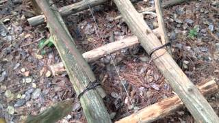 The Construction of my Treestand Thumbnail