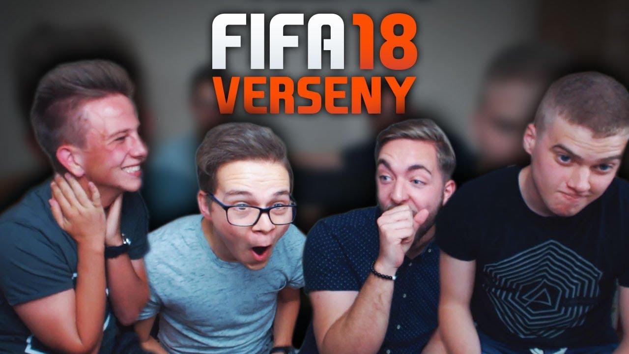 HÁZI FIFA BAJNOKSÁG!