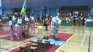 潤福堂(香港)國術龍獅總會全港學界公開比賽 坪石天主教小學