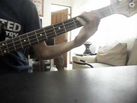 Cover The Earth By Lakewood (Bass Lesson)
