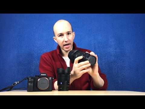 SONY 24-70 Lens Battle GMaster vs. Zeiss