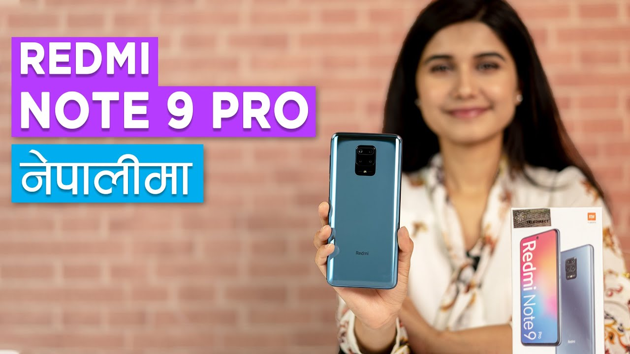 Redmi Note 9 Pro Unboxing Review À¤¨ À¤ª À¤² À¤® Youtube